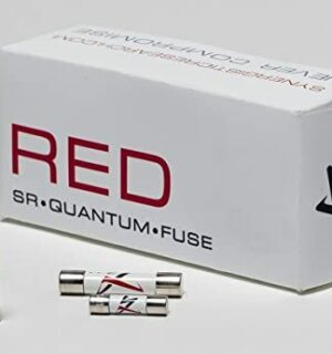 SYNERGISTIC RESEARCH – Fusible Quantum RED 5×20 – Très Haute performances