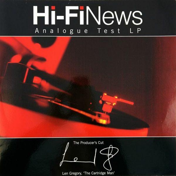 The Cartridgeman - LP Vinyle Test HiFi News-0