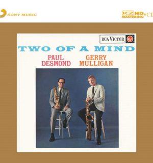 PAUL DESMOND & GERRY MULLIGAN / Two of mind