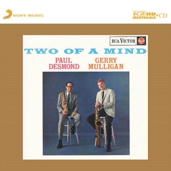 PAUL DESMOND & GERRY MULLIGAN / Two of mind-0