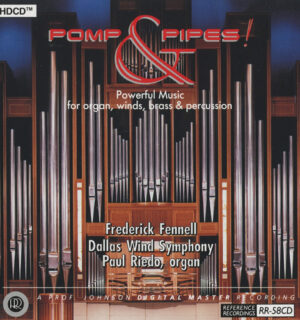 POMP & PIPES / Frederick Fennell