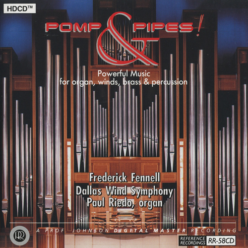 POMP & PIPES / Frederick Fennell-0