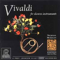 VIVALDI / 6 Violin Concerti