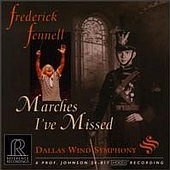 MARCHES I'VE MISSED / Frederick Fennell-0