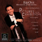 MUSSORGSKY / Pictures at an Exhibition - Eiji Oue-0