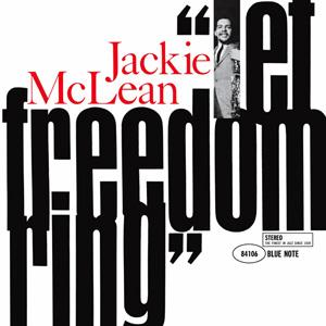 JACKIE MCLEAN / Let Freedom Ring-0