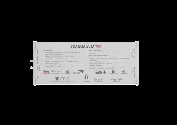 IFI AUDIO - IUSB3.0 - alimentation Audiophile USB-5202
