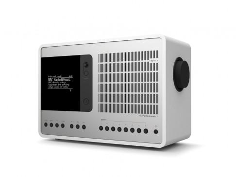 REVO - SuperConnect - Blanc Mat / Alu Brossé-0