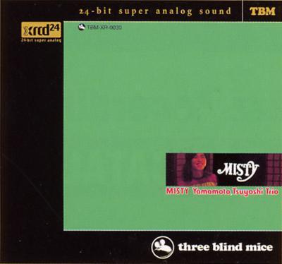 TSUYOSHI YAMAMOTO TRIO / Misty-0