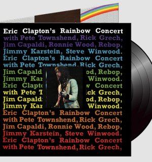 ERIC CLAPTON / Rainbow Concert