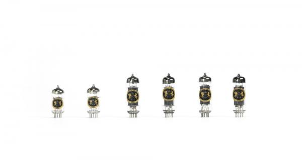 IFI AUDIO - Set de rechange de Tubes pour Stereo 50-5355