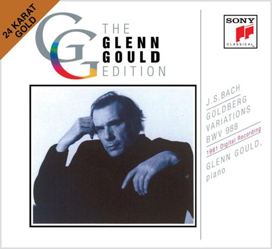 GLENN GOULD EDITION - Goldberg Variations BWV 988-0