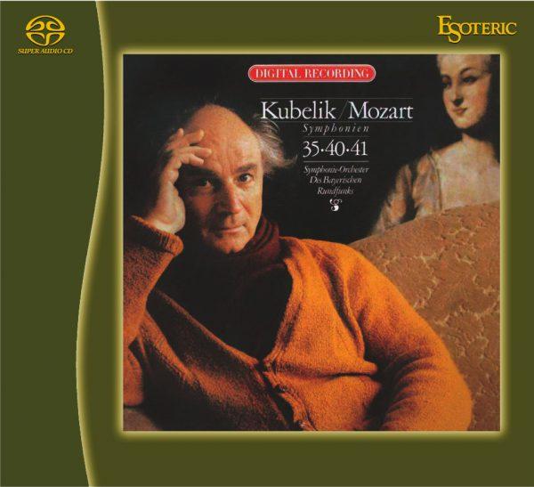 MOZART / Symphonies No. 35, 40, 41 - Kubelik-0
