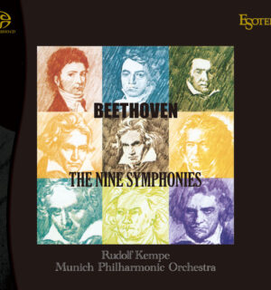 ESOTERIC – BEETHOVEN / The Nine Symphonies – KEMPE