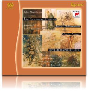 MENDELSSOHN / Ein Sommernachtstraum – Symphony No.4 – Claudio Abbado