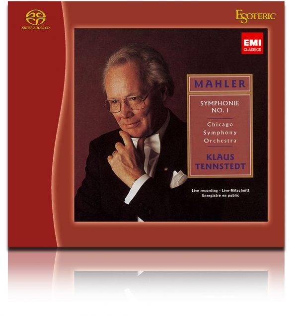MAHLER / Symphony No. 1 - Tennstedt-0