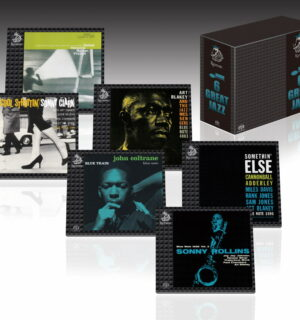 ESOTERIC – Coffret 6 Great Jazz – Blue Note – 6 SACD