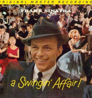 FRANK SINATRA / A Swingin' Affair !
