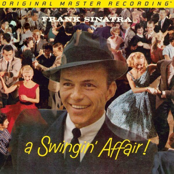 FRANK SINATRA / A Swingin' Affair !-0
