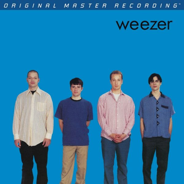 WEEZER / Weezer (Blue Album)-0