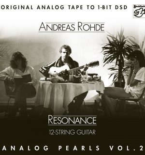 ANDREAS ROHDE / Resonance – Analog Pearls Vol. 2