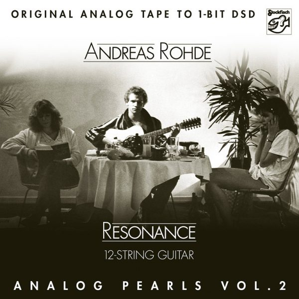 ANDREAS ROHDE / Resonance - Analog Pearls Vol. 2-0