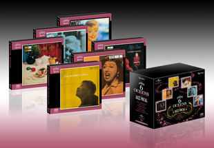 ESOTERIC - Coffret 6 Queens of Jazz Vocal - 6 SACD -0