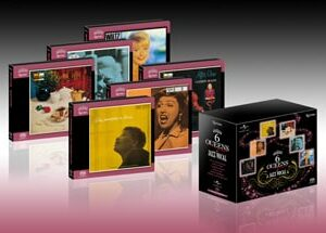 ESOTERIC – Coffret 6 Queens of Jazz Vocal – 6 SACD