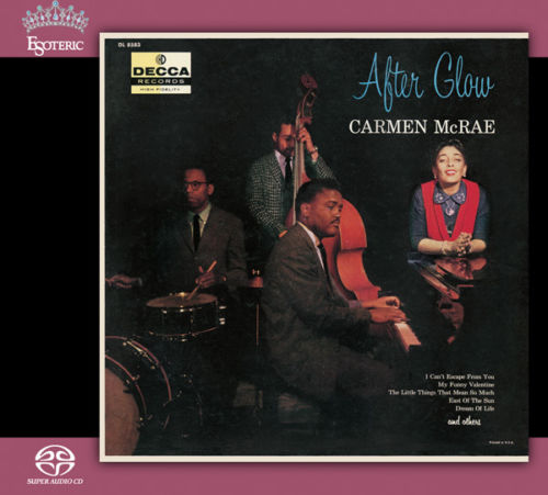 ESOTERIC - Coffret 6 Queens of Jazz Vocal - 6 SACD -5778