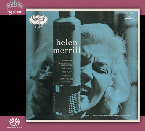 ESOTERIC - Coffret 6 Queens of Jazz Vocal - 6 SACD -5780