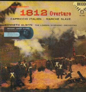 TCHAIKOVSKI / 1812 Overture – Alwyn – London Symphony Orchestra