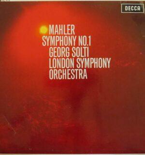 MAHLER / Symphony No.1 – Solti – London Symphony Orchestra