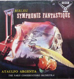 BERLIOZ / Symphonie Fantastique – Ataulfo Argenta – The Paris Conservatoire Orchestra