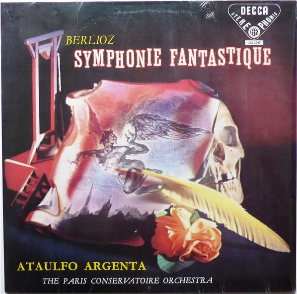 BERLIOZ / Symphonie Fantastique - Ataulfo Argenta - The Paris Conservatoire Orchestra-0