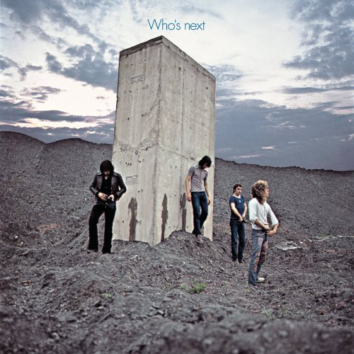 THE WHO / Who's Next-0