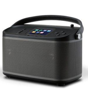 ROBERTS R-LINE – R100 NOIR – Radio Nomade Multiroom