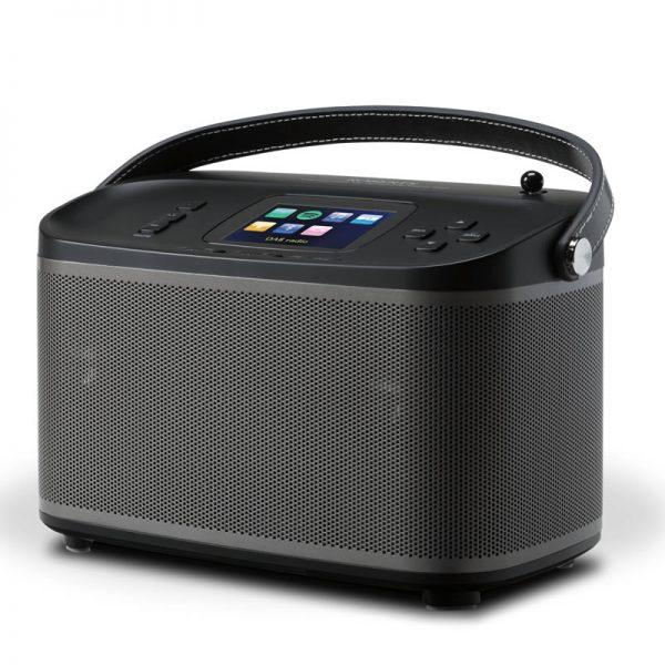 ROBERTS R-LINE - R100 NOIR - Radio Nomade Multiroom-0