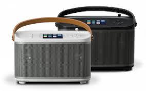 ROBERTS R-LINE - R100 NOIR - Radio Nomade Multiroom-6014
