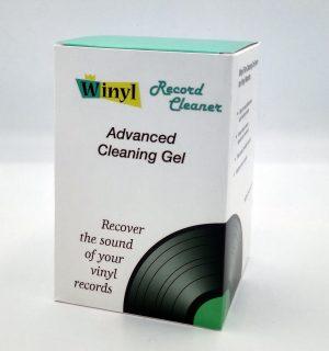 WINYL – Gel de nettoyage pour vinyles