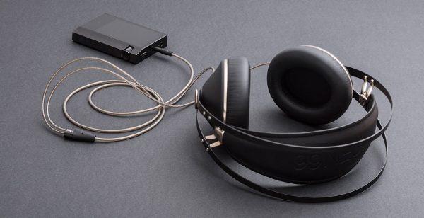 MEZE AUDIO - Câble Cuivre OFC plaqué Argent pour 99 Classics et 99 Neo-6331