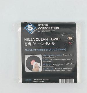 STASIS – Ninja Clean Towels – 25 pièces