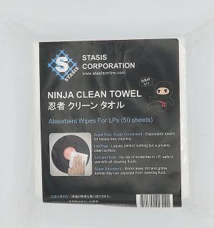 STASIS – Ninja Clean Towels – 50 pièces