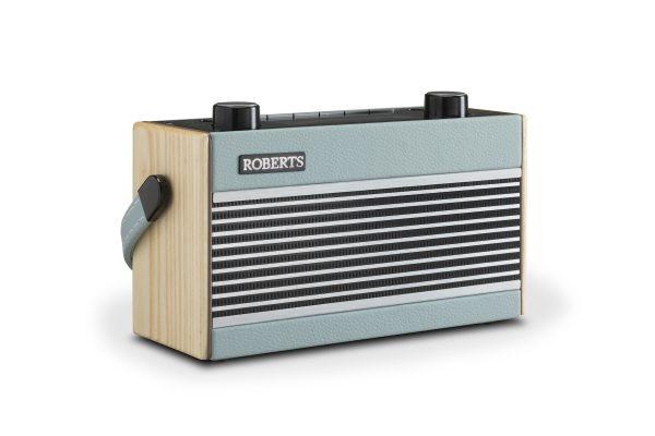 ROBERTS - Rambler Bluetooth - Bleu Pastel-6660