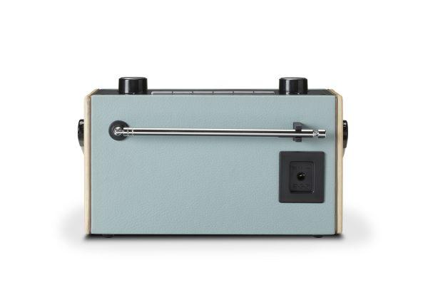 ROBERTS - Rambler Bluetooth - Bleu Pastel-6661