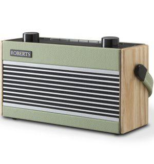 ROBERTS – Rambler Bluetooth – Vert Pastel