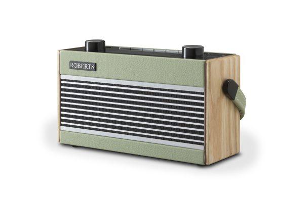 ROBERTS - Rambler Bluetooth - Vert Pastel-0