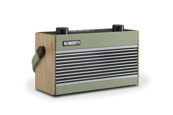 ROBERTS - Rambler Bluetooth - Vert Pastel-6668
