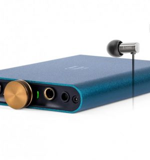 IFI AUDIO – HIP DAC + FINAL AUDIO E3000