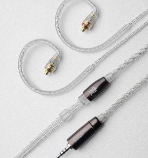 MEZE AUDIO – RAI PENTA – câble symétrique MMCX-Jack 3,5mm